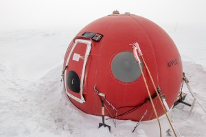 Charging with Enerplex Solar at WAIS Divide, Antarctica