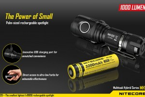 Nitecore MH20 Flashlight Review: A versatile, compact powerhouse